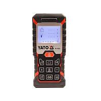 Дальномер лазерный YATO YT-73125 8-режимный 0,05 - 40м  +/- 2мм