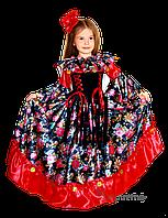 Детский карнавальный костюм ЦЫГАНОЧКА код 299
