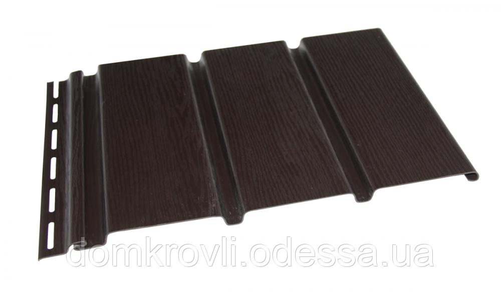 Софит Bud Mat  темно-коричневый Польша Панель 3м