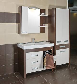 Меблі і дзеркала для ванної кімнати