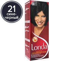 Londa Краска для волос №21 Сине-черный (стойкая крем-краска)