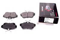 Тормозные колодки дисковые задние Protechnic на Peugeot Expert