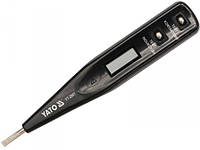Индикатор контрольного напряжения YATO YT-2861 цифровой V LCD