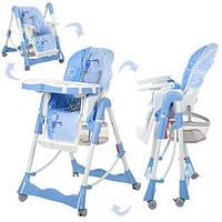 Детский стул-трансформер для кормления (RT-002N-19)