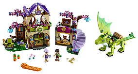 LEGO Elves Тайный рынок The Secret Market Place 41176