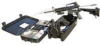 Кейс для чистки MTM полевой для чистки и ухода за АК, AR15 ц:черный