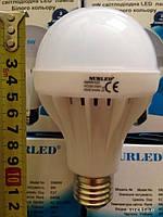 Лампа светодиодная лампочка LED 9W 9Вт E27