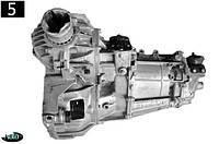 Коробка переключения передач МКПП Renault Trafic  2.1D 2.5D 80-01г