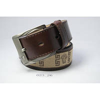 Ремень  Versace (коричневый)
