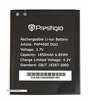 Аккумулятор к телефону Prestigio PAP-4500