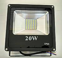 Светодиодный прожектор 20w smd led, фото 1