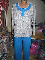 Пижамы K.S.M. утепленные байка Полубатал