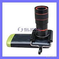 Объектив Линза для Телефона Zoom 8X LQ-022