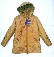 Демисезонное женское пальто, куртка 50-60 р-р