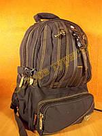Рюкзак городской спортивный GOLDBE В 756 темный, фото 1