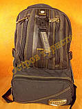Рюкзак городской спортивный GOLDBE В 756 темный, фото 2