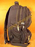 Рюкзак городской спортивный GOLDBE В 756 темный, фото 3