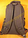 Рюкзак городской спортивный GOLDBE В 756 темный, фото 5
