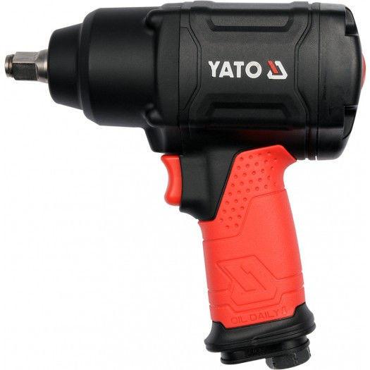 Ударный пневматический гайковерт YATO 1/2 YT-09540 1150 Nm (ударний пневмогайковерт)