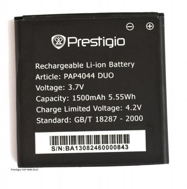 Аккумулятор к телефону Prestigio PAP-4044
