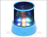 Ночник Star Master, проектор Star Beuty Звездное Небо+Адаптер 220В+USB