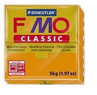 Полимерная глина Fimo Classic Оранжевая 56 гр