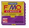 Полимерная глина Fimo Classic Фиолетовая 56 гр
