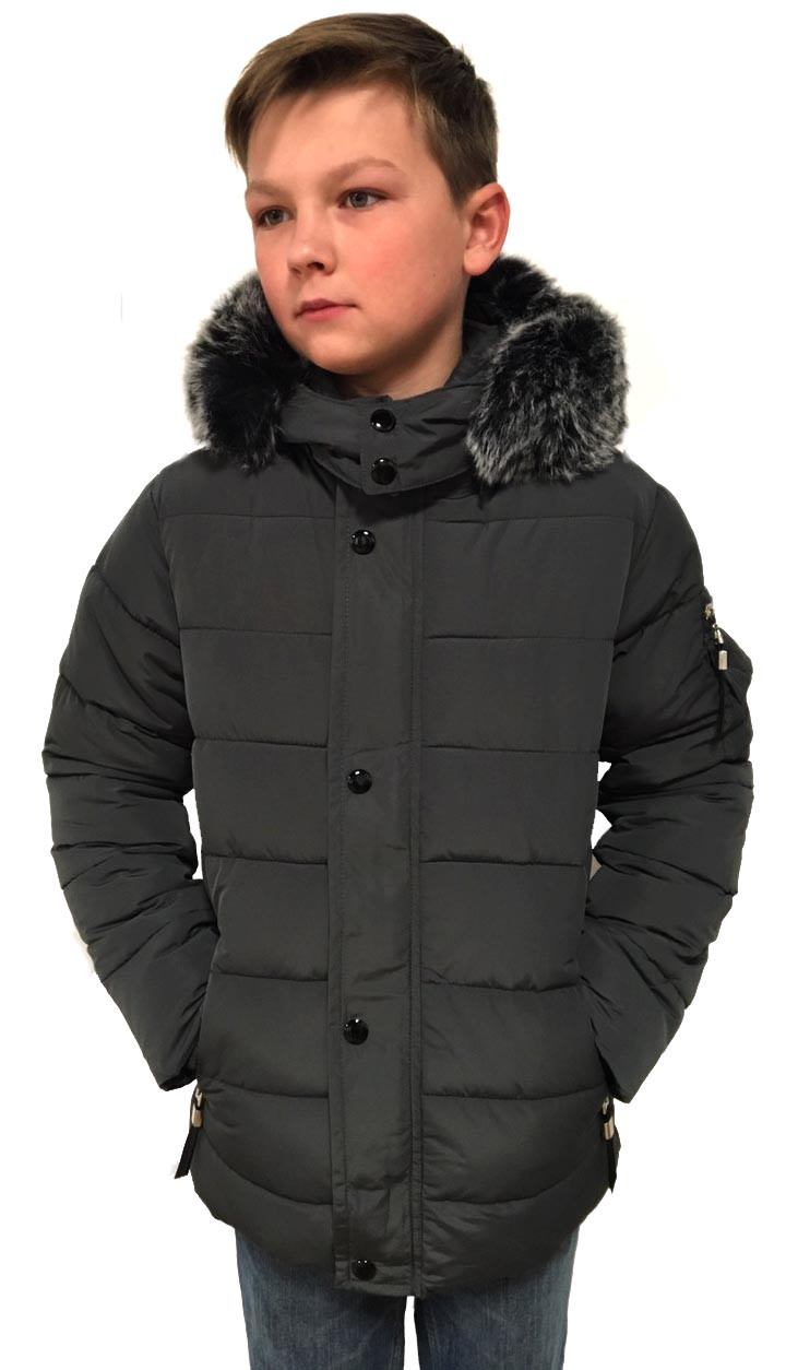 Зимняя куртка на мальчика Child Hood размер 8-16 лет