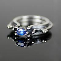 "Серебряное кольцо ""Tulip"" от WickerRing"
