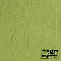Рулонные шторы Одесса Ткань Grass Зелёный 0873