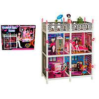 Домик для кукол 66895 Двухэтажный