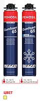 Ручная монтажная пена PENOSIL Standard Foam Winter 65L 750 ml