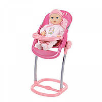 Zapf Creation Стульчик для кормления куклы Baby Annabell 794395