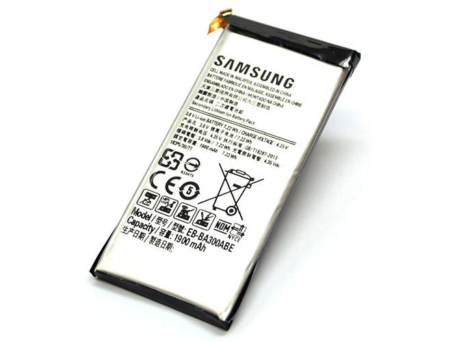 Аккумулятор к телефону Samsung A3