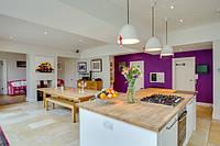 Тонкости дизайна интерьера и планировки кухни-столовой