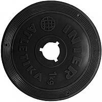 Inter Atletika Диск Inter Atletika SТ 520-2 (1 кг)