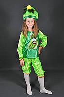 Детский костюм Огурец Огурчик на праздник Осени. Карнавальный маскарадный костюм для мальчиков и девочек!