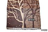 Мужской кашемировый шарф осень, фото 3