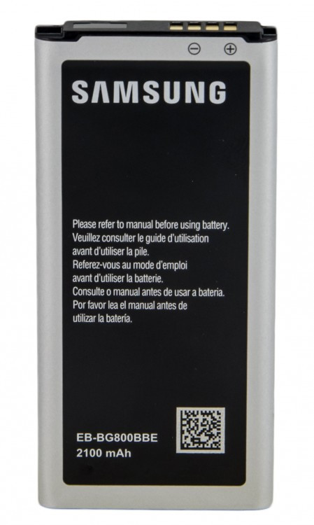 Аккумулятор к телефону Samsung S5 mini