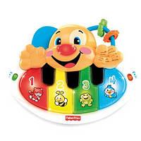 Игровой центр Fisher-Price DLK15 Пианино Умный щенок