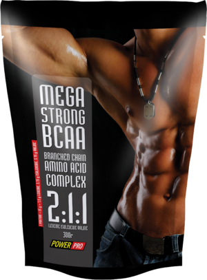 Power Pro Bcaa 300 грамм (без вкуса)