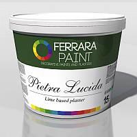 Pietra Lucida 14Kg (декоративна штукатурка)