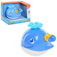 Игра для купания Кит ( 7107 NL)