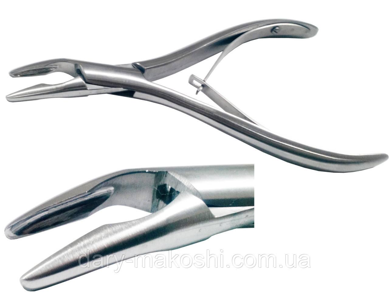 Щипцы-кусачки костные изогнутые BLUMENTHAL NaviStom