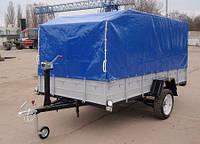 Прицеп для перевозки квадрациклов и снегоходов КРД-050130-50