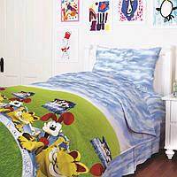 Детское постельное белье Теп - Гарфилд бязь подростковое