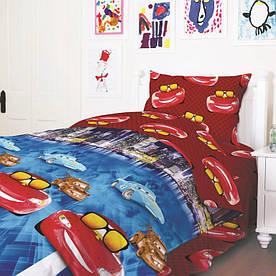 Детское постельное белье Теп - Тачки бязь подростковое