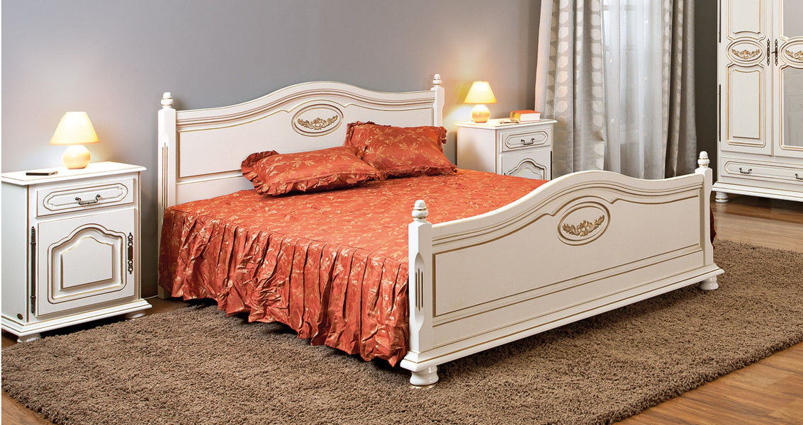 Кровать 1600 Valentina lux Simex