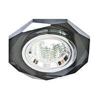 Светильник точечный Feron 8020-2 MR16 серый серебро