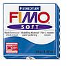 Полимерная глина Fimo Soft Небесно-Синяя 56 гр